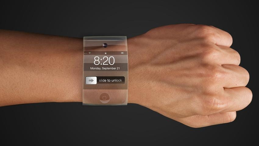 Apple-Smart-Watch