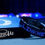 Lichtkrant om je pols: LinkMe is slimme LED armband