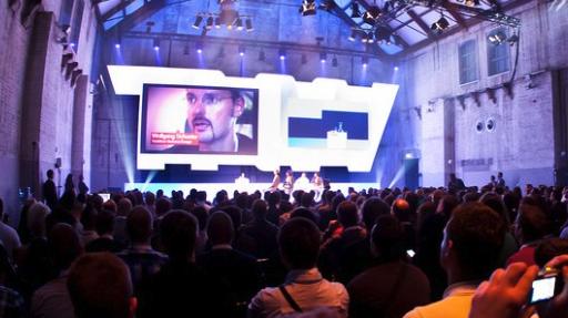 Numrush is mediapartner van The Next Web