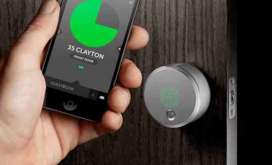 Nieuwe Smartphone Apps Maken Enorme Sleutelbossen