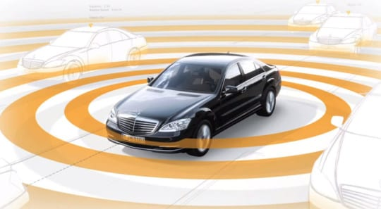 Mercedes-Intelligent-Drive-System