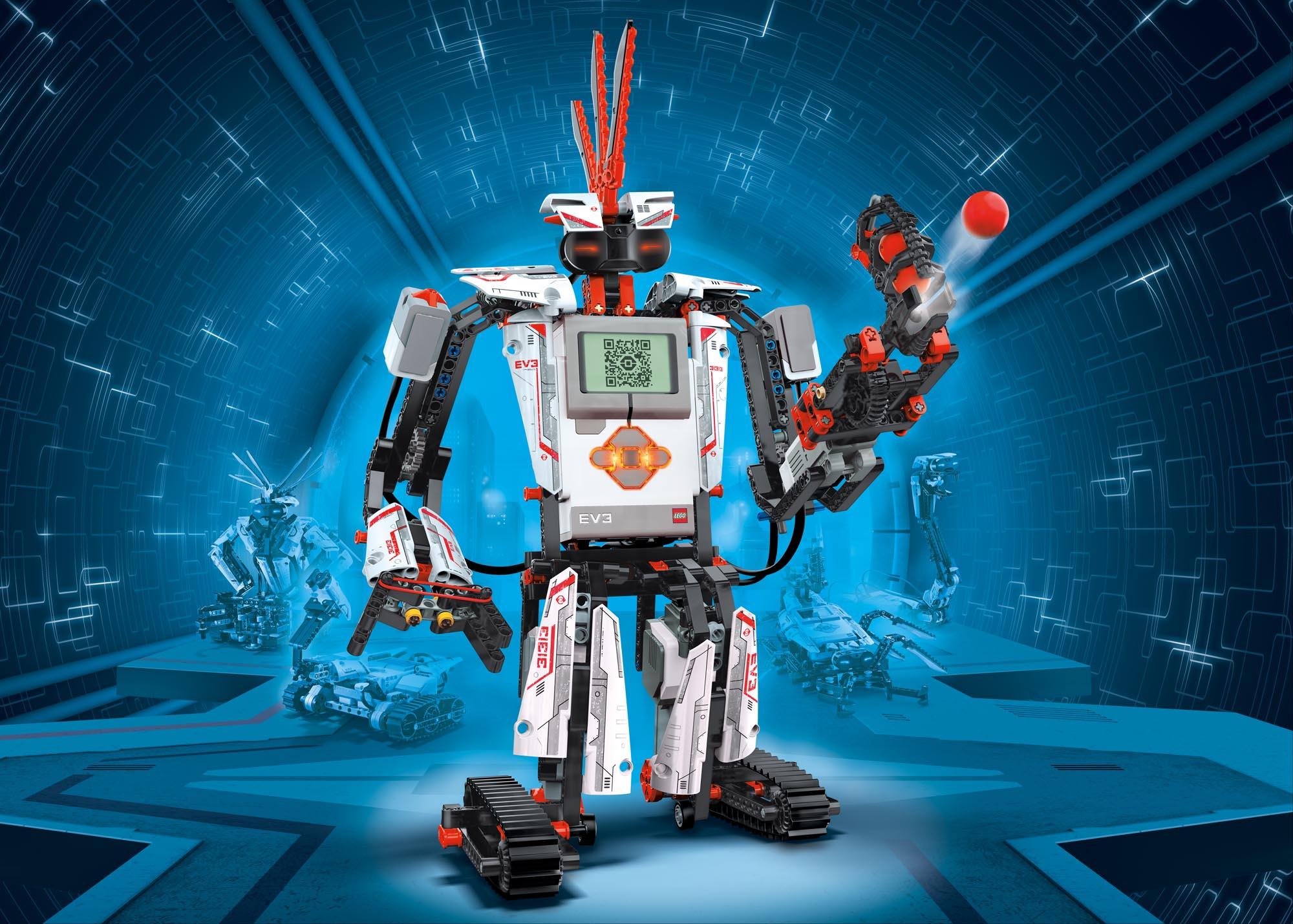 robot bouwen en programmeren