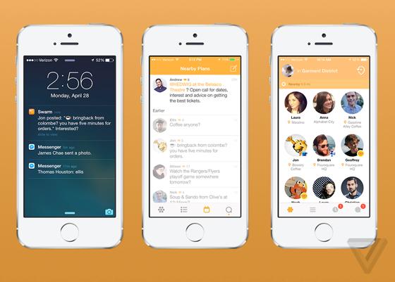 Swarm-vrienden-app-van-Foursquare