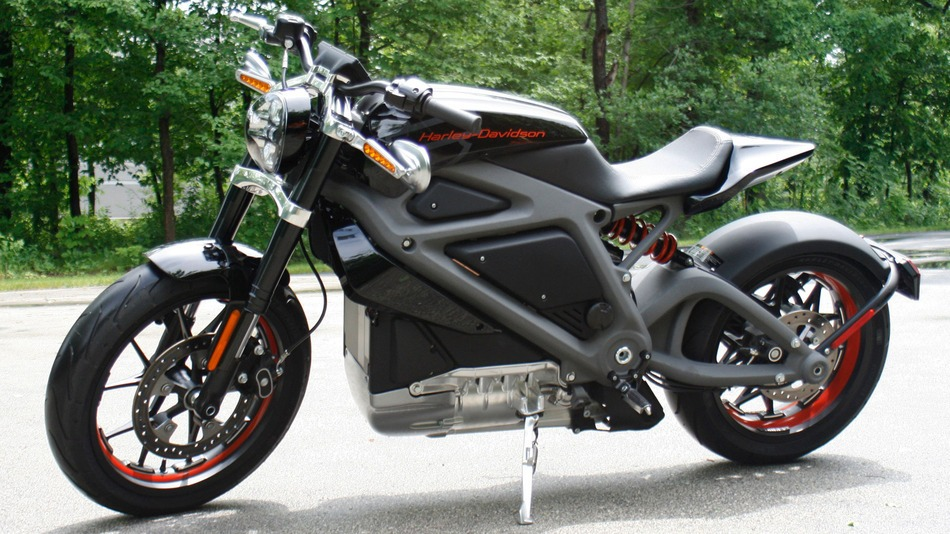 Harley-Electric-Motorcycle