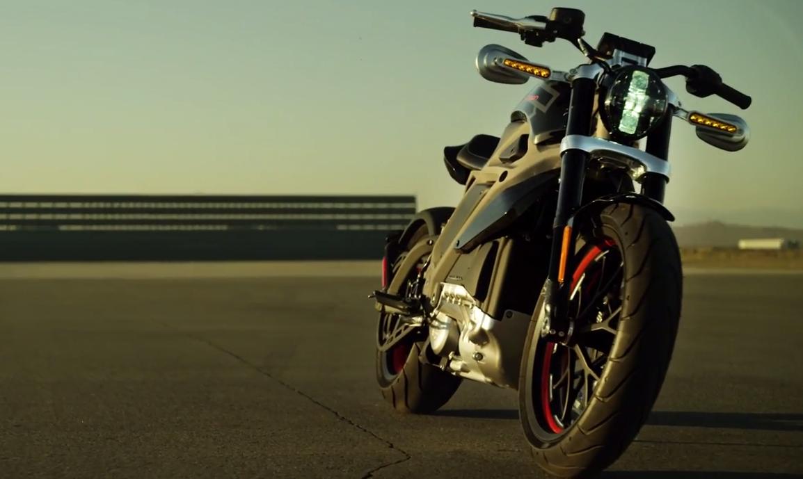 Harley Davidson Presenteert Eerste Elektrische Motor Numrush