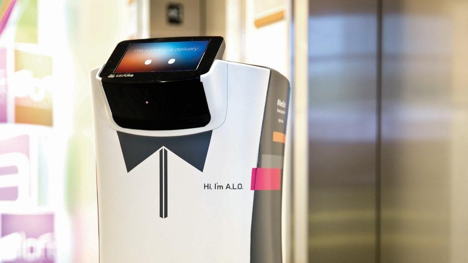 Amerikaans hotel neemt eerste robotbutler in gebruik • Numrush