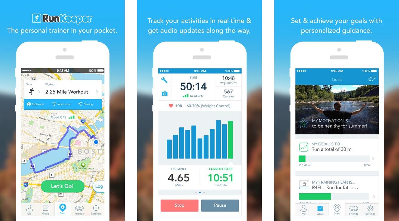beginnen met hardlopen schema app