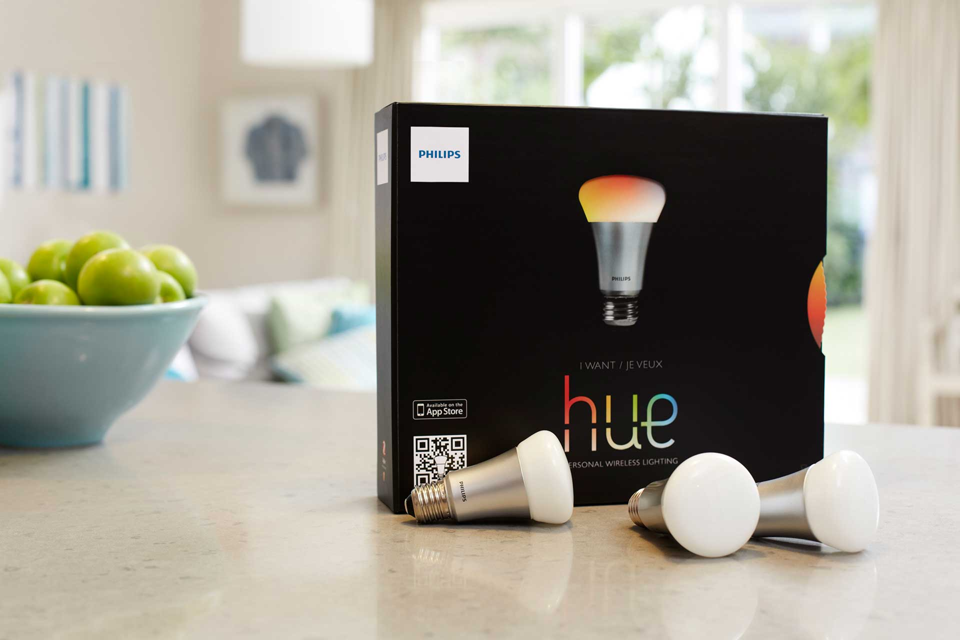 toon van eneco nu te koppelen met philips hue lampen numrush. Black Bedroom Furniture Sets. Home Design Ideas