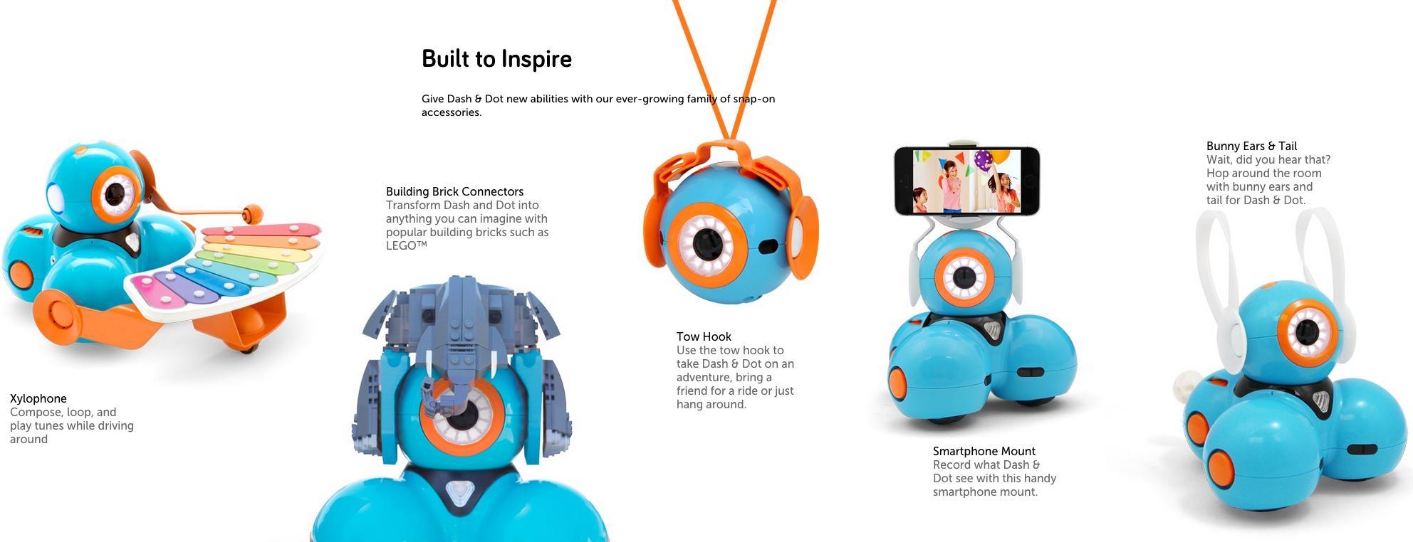 Dash Dot Speelgoed Waarmee Je Kinderen Leren Programmeren Numrush