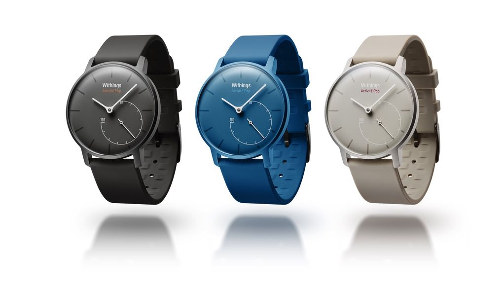 Activité Pop Withings 3 kleuren