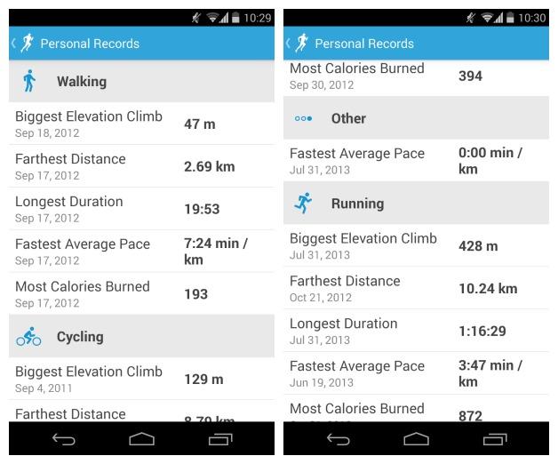 AndroidPIT-Runkeeper-5