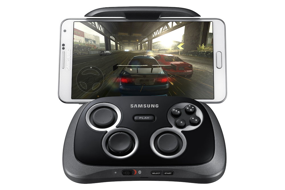 Samsung-GamePad-with-Phone-game