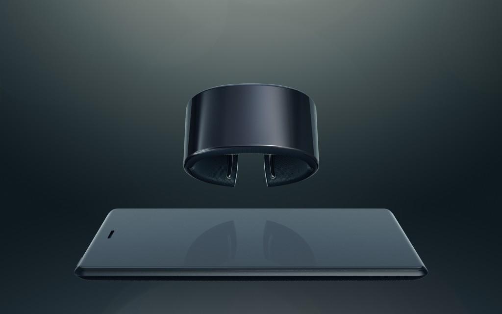 Hub & Pocket screen - Industrial Design