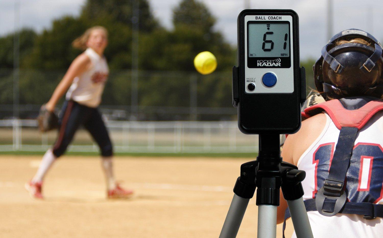 pocket radar ball touch