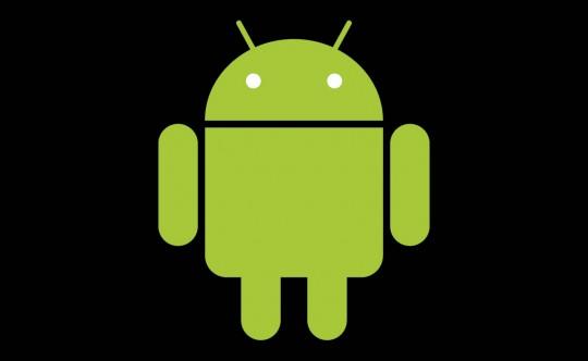 google-android-logo-green-black