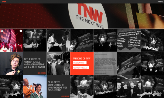 tnw event wall