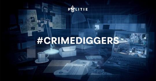 crimediggers politie