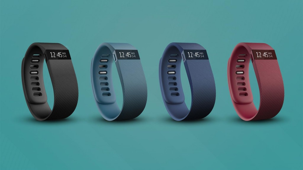 fitbit charge colours display wearable activity tracker