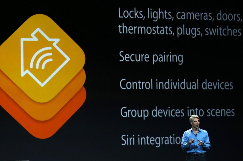 smart home apple homekit