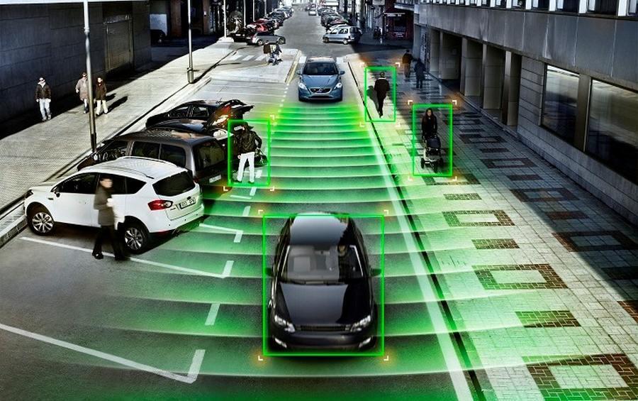 auto van de toekomst