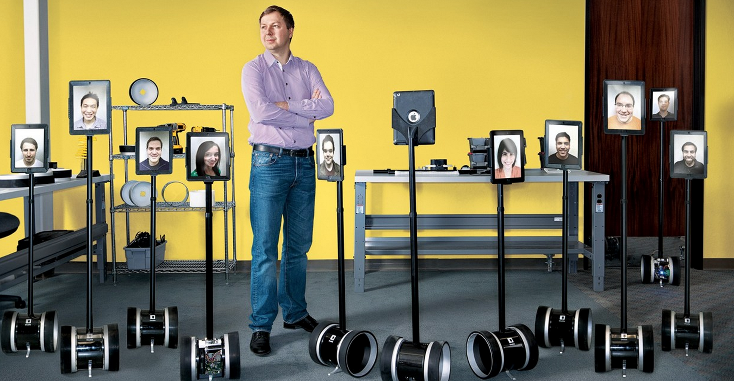 robot telepresence beam