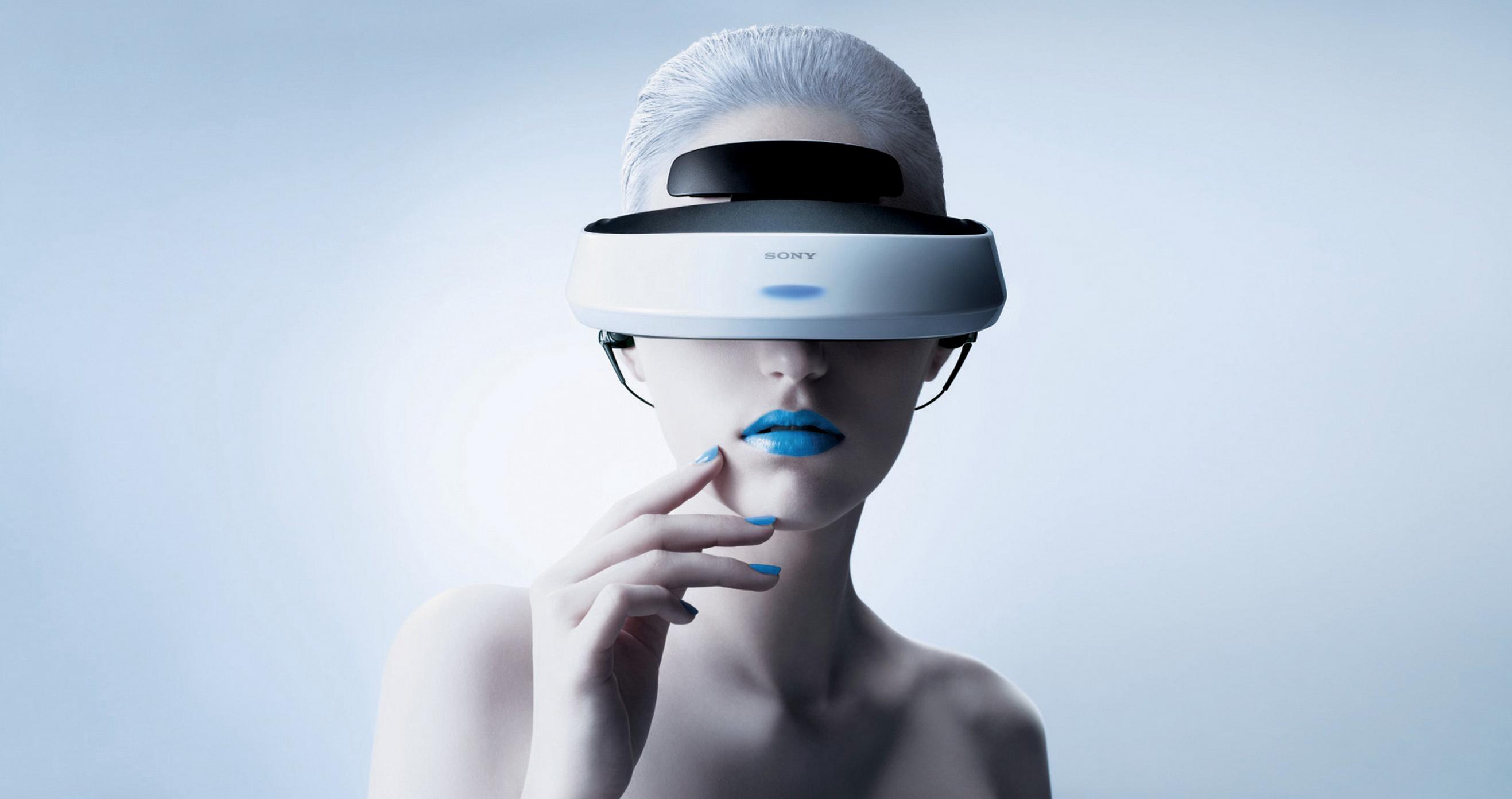 sony VR morpheus
