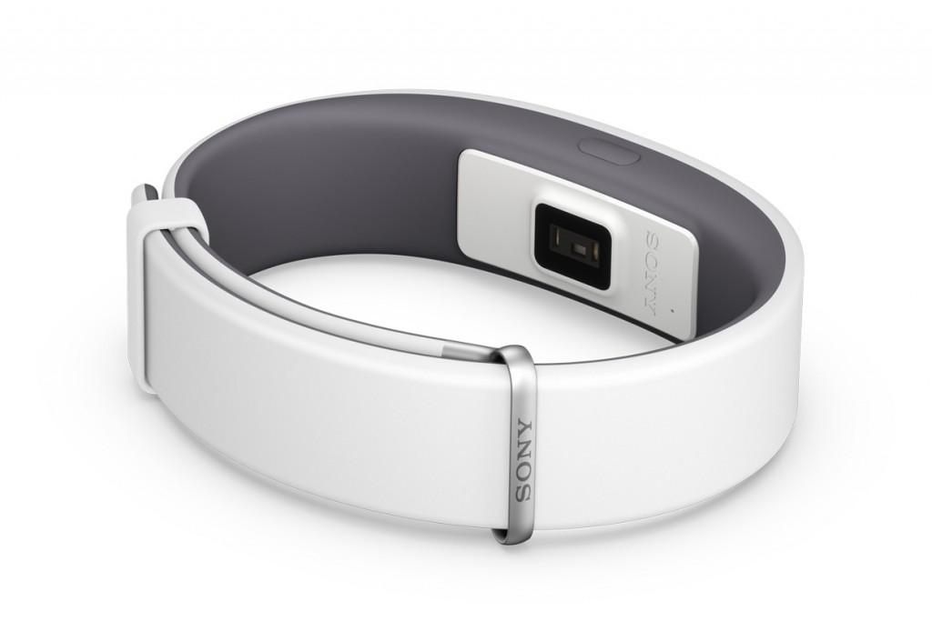 De Sony Smartband 2 heeft een hartslagmeter