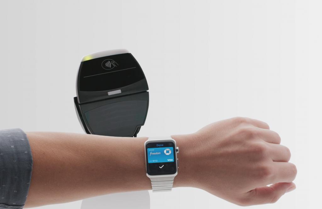 Apple Pay met de Apple Watch