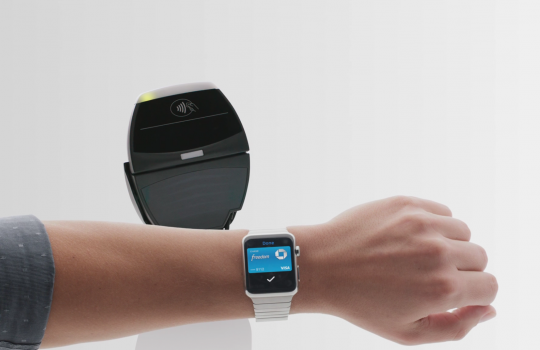 Apple Pay met de Apple Watch