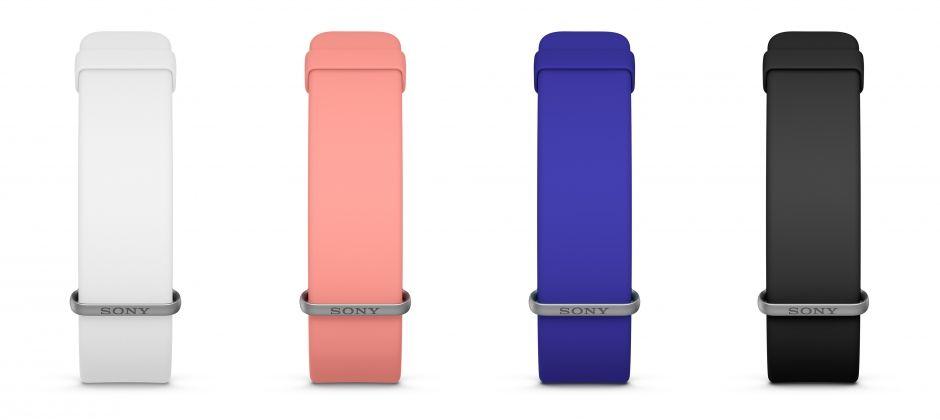 Sony Smartband 2 en verwisselbare banden