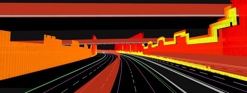 Zo ziet een weg eruit voor RoadDNA
