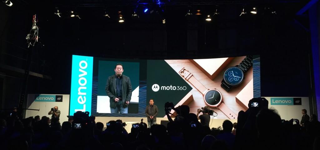Aankondiging Moto 360