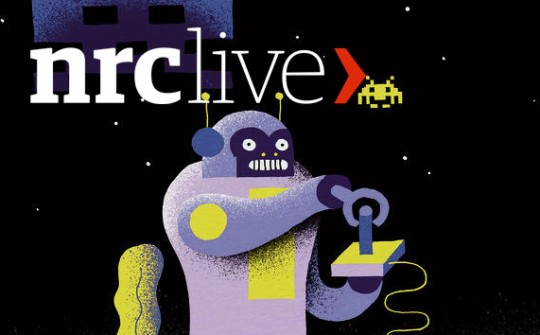 NRC Live Impact Robotisering