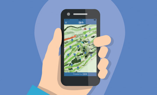 KLM Open Flight Tracker-app
