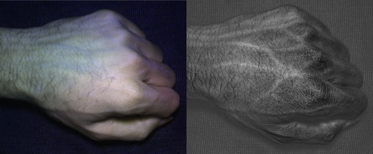 HyperCam-fist-images