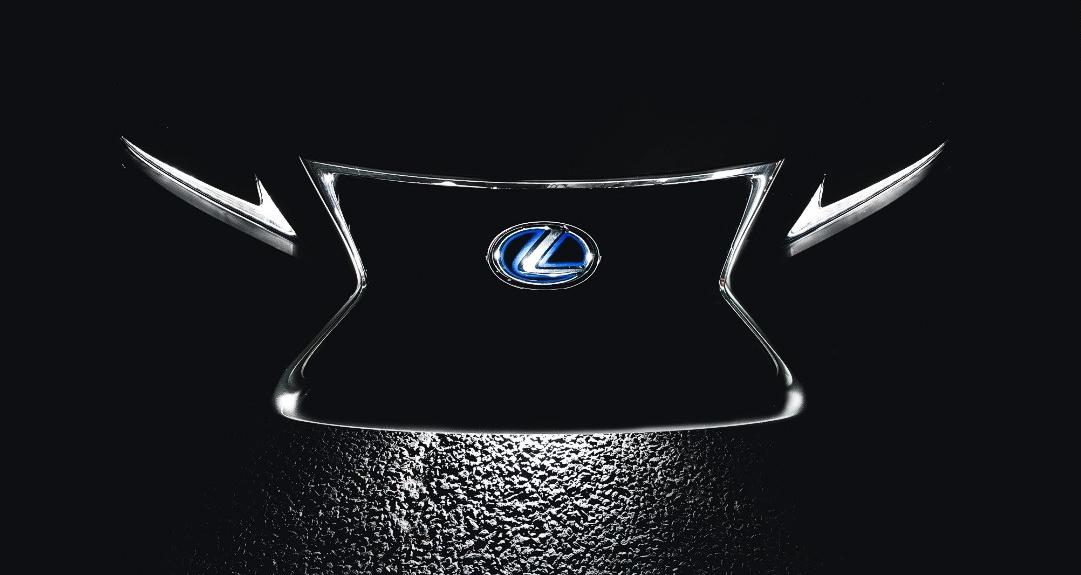 Lexus Tokyo Teaser