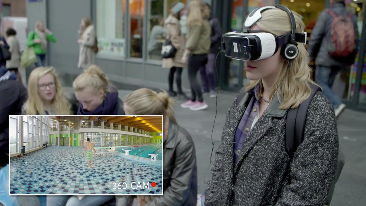 Wereld Psoriasis Dag virtual reality