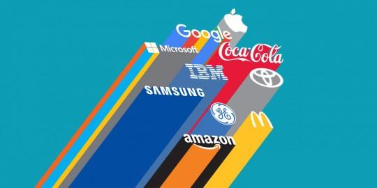 grootste merken ter wereld ranking
