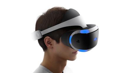 Sony VR Headset