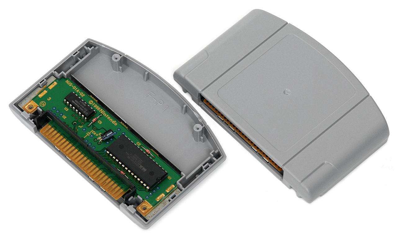 N64 cartridge
