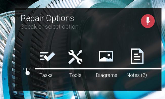 Smartlight - interface