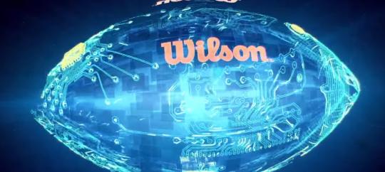 Wilson Smart Football