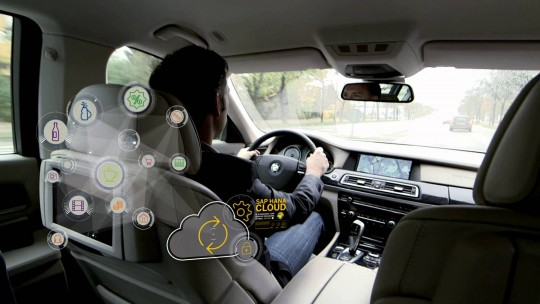 connected car slimme auto