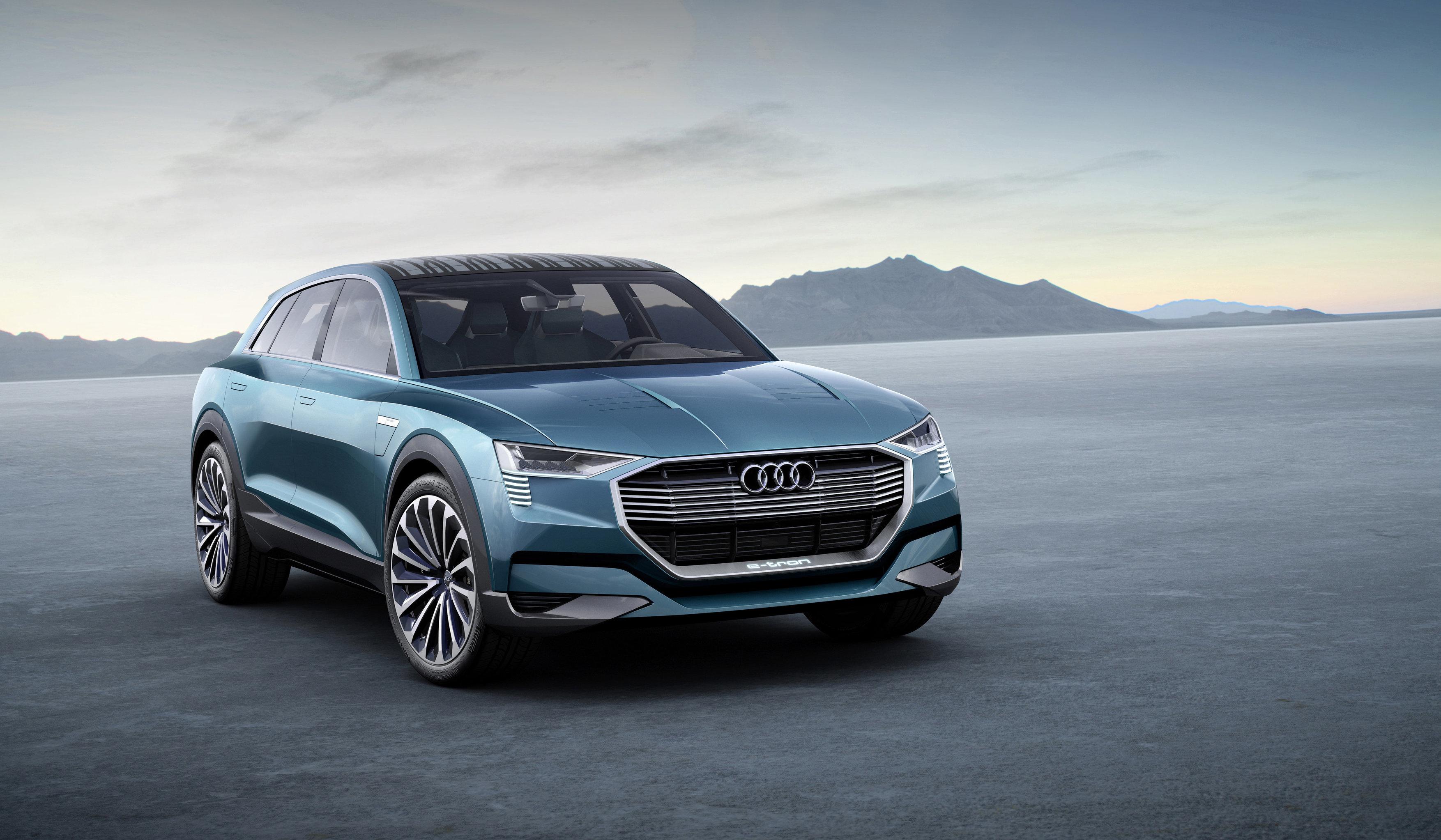 Audi Wil Gaten In De Weg Gebruiken Om Auto S Energie Op Te Laten Wekken