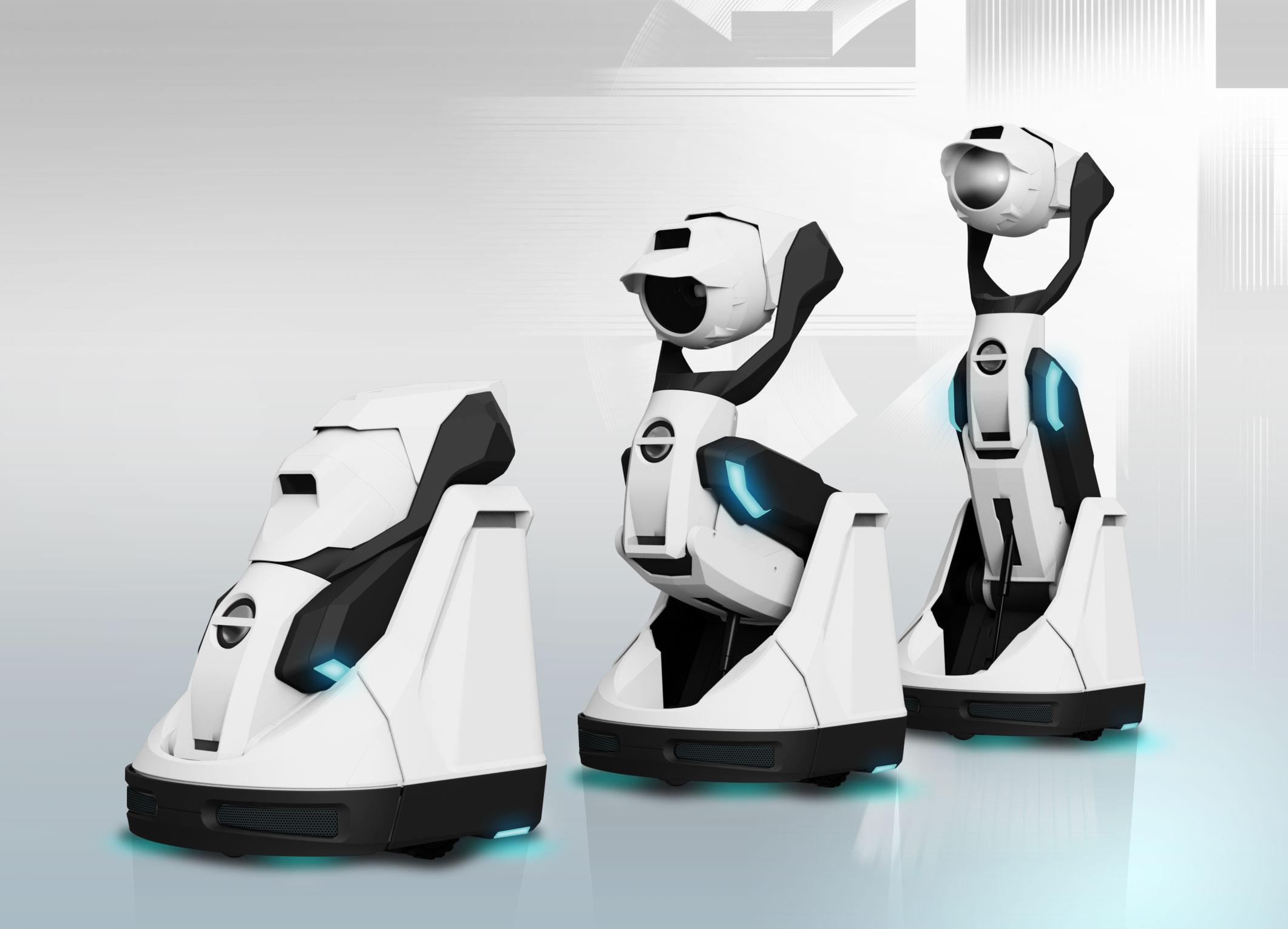 Tipron robot