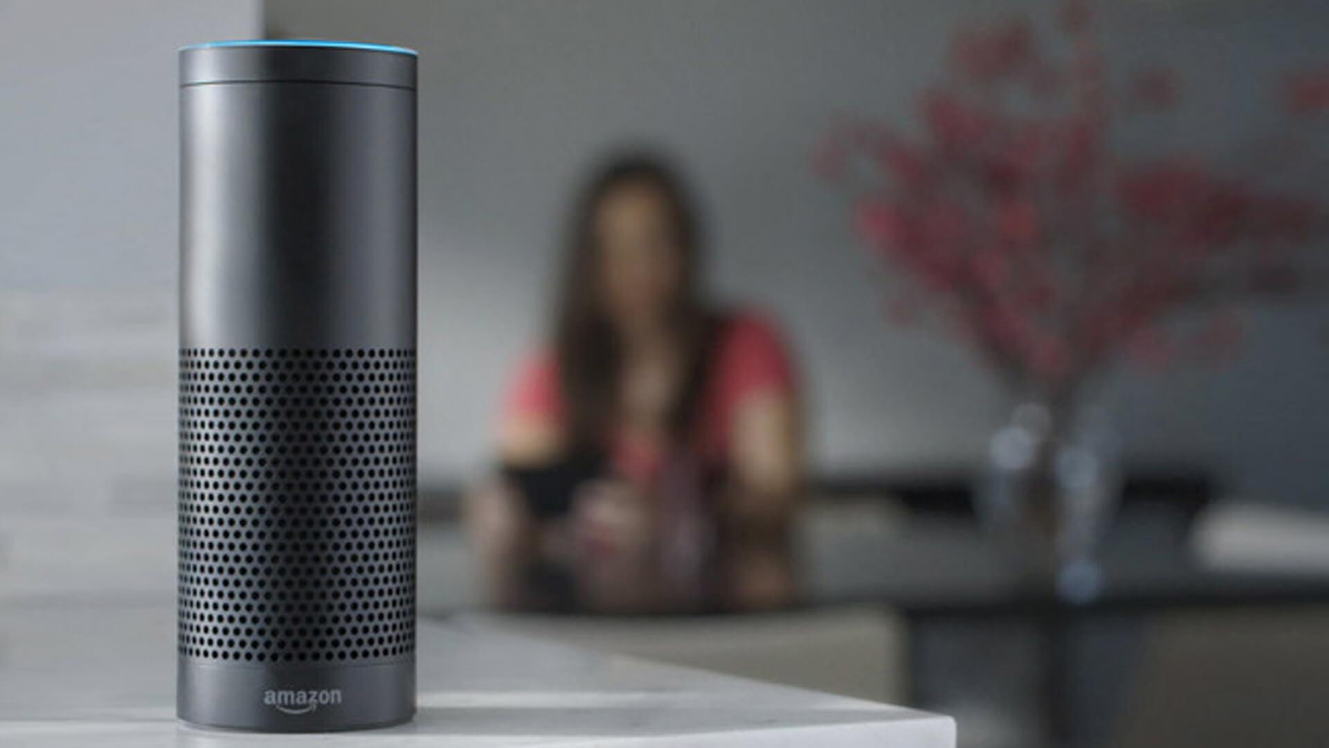 Zo ziet het eruit om Alexa in huis te halen met een Amazon Echo