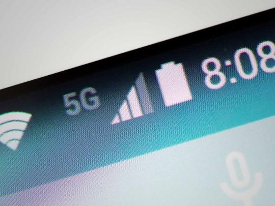 5G screen