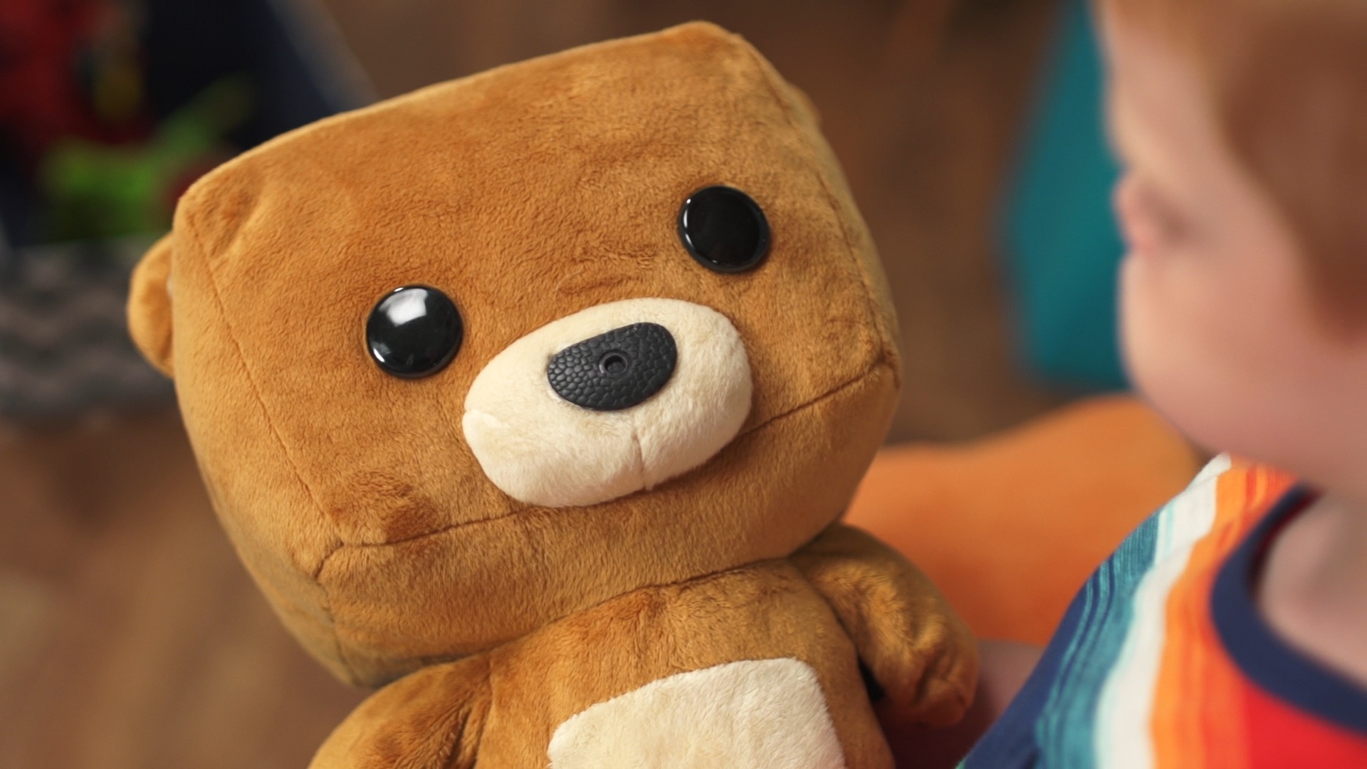 connected speelgoed: Smart Toy Bear