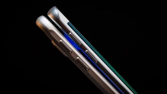 Smartphone knoppen