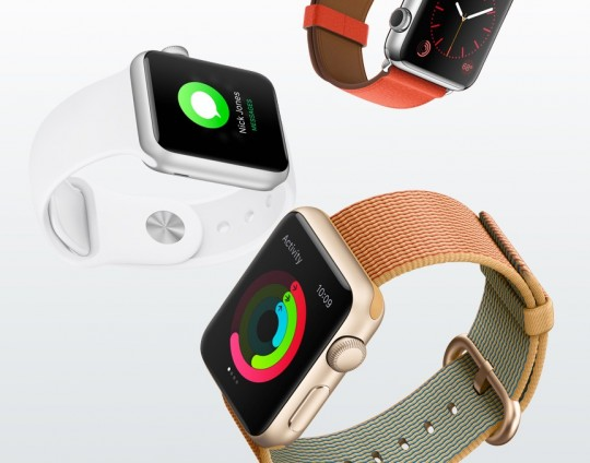 Nog geen nieuwe Apple Watch maandag